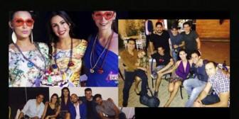 Patricia Roca festejó su 'cumple' con su amor y sus mejores amigos