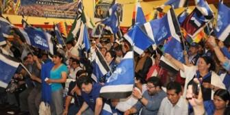 """El MAS vuelve a apostar por los """"invitados"""" para que sean sus candidatos"""