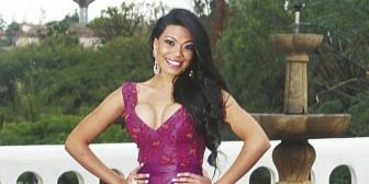 Miss Tarija 2014, una futura gran periodista