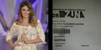 Marcia Ávila será mamá por primera vez, dio la gran noticia vía Facebook