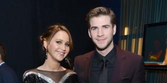 """Jennifer Lawrence sobre Liam Hemsworth: """"Nunca pensé que tendría un amigo tan apuesto"""""""