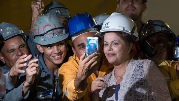 Dilma confirma al nuevo equipo económico pro mercado - eju.tv