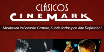 Cartelera de CineMark del sábado 22 de noviembre del 2014