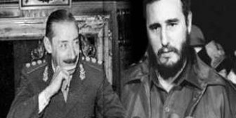 Archivos oficiales confirman la complicidad de Fidel Castro con la dictadura de Videla