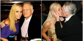 """Kendra se drogaba para mantener relaciones sexuales con el """"viejo"""" Hugh Hefner"""