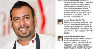 Conflicto por danzas: Periodista peruano critica al chef que ofendió a bolivianos