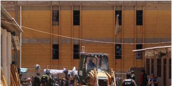 Destruyen fosas secretas en El Abra y se desvelan abusos de matones del penal