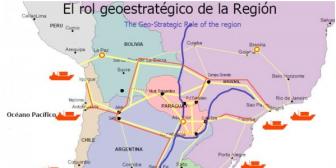 Cumbre presidencial de Unasur tratará proyecto del tren bioceánico; no se menciona a Bolivia en el trazo