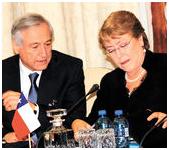 Chile se moviliza para neutralizar aclaración de Perú sobre el juicio con Bolivia