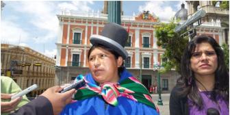 El gobiernista MAS reniega contra sus precandidatos regionales