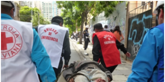 Bolivia se prepara para posible terremoto con ejercicio de evacuación
