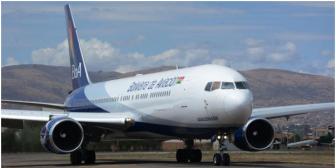Estatal boliviana BoA inaugura vuelos directos a Miami desde lunes