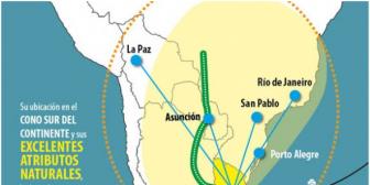 Salida al mar para Bolivia por Uruguay: prevén firma en cumbre