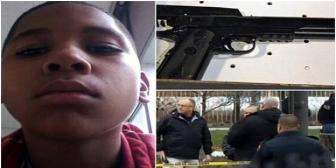 EEUU: Policía mata a niño que tenía una pistola falsa