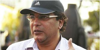 """Enrique Salazar con el MAS:  """"Si mi familia acepta, seré candidato"""""""
