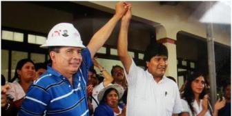 Borda es elegido por descarte candidato a gobernación cruceña por el MAS, tras rechazo de empresarios