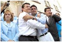 Hermanos Fernández analizan una alianza para Alcaldía de Santa Cruz
