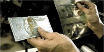 Cae banda responsable de casi todo el dinero falso del mundo