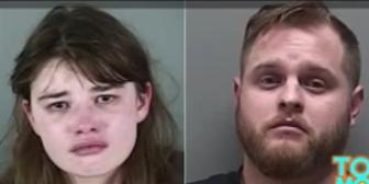 Van presos por tener sexo frente a una cárcel