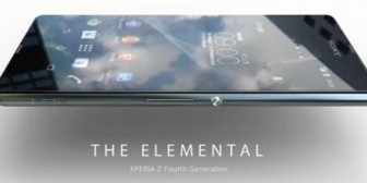 Estas son las primeras imágenes del Sony Xperia Z4