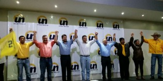 Ex zar antidrogas Ernesto Justiniano candidato a alcalde por UN