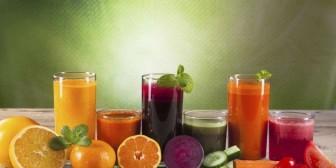 Jugos de fruta que no son saludables como creías