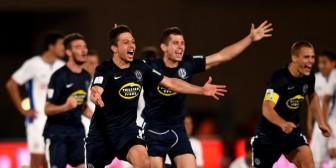Auckland City sorprende al Cruz Azul y queda tercero