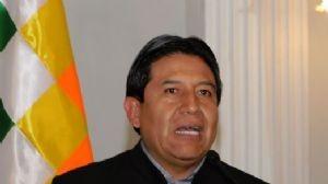 """Choquehuanca: """"Yo soy el último inca, investiguen"""""""