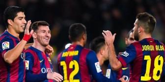 Barcelona vs. Córdoba: Los goles de la goleada azulgrana