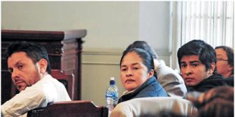 Implican a 10 personas más en caso de red de corrupción en estatal YPFB