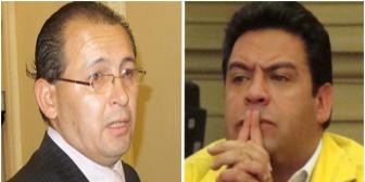 Guerra sucia: Rocha acusa a Luis Revilla de ser alcohólico
