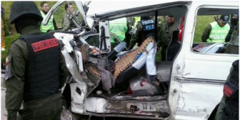 Otro accidente en menos de 24 horas, deja 6 muertos en Chuquisaca