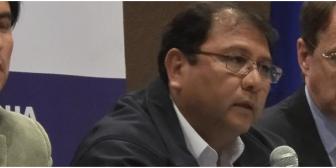 Tráfico de influencias. Ministro de Agua figura como socio de empresa de limpieza