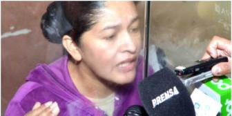 """Selva Camacho: """"el corrupto más grande se llama Carlos Villegas"""", su esposa pide $us 50 mil por comisión"""