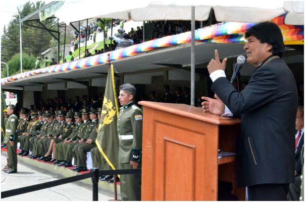 ... Unipol), acto se desarrolló en la Academia Nacional de Policías de