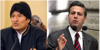 México expresa molestia por dichos de Evo Morales