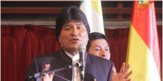 """Tras reclamo diplomático, Evo aclara """"México no tiene un Estado fallido, sino un modelo de libre mercado fallido"""""""