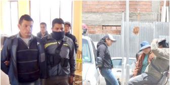Cae colombiano, jefe de banda de atracadores que operaba en Bolivia