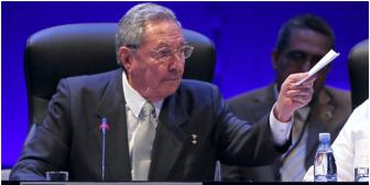 """Raúl Castro: """"Seguiremos siendo socialistas y brindando apoyo a Venezuela"""""""