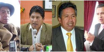 Crece pedido de destitución de ministro, Evo evalúa y Cusi anuncia 3 procesos penales contra autoridades