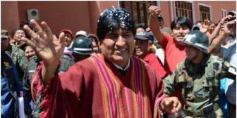 Evo cuadruplica su patrimonio, supera los 3 millones de bolivianos
