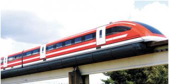 Empresa alemana, interesada en construir tren de levitación en Bolivia
