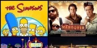 8 cosas muy populares que se inspiraron en 'Los Simpson' y no tenías ni idea