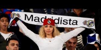 Real Madrid vs. San Lorenzo: La fiesta en las tribunas