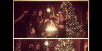 Selena Gómez lloró por Justin Bieber en la fiesta de Taylor Swift