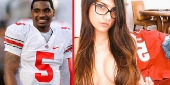 La tentadora propuesta de una actriz porno a un jugador de NFL