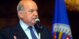 """Insulza: """"Bienvenidos al club de los insultados por un Presidente de Venezuela"""""""