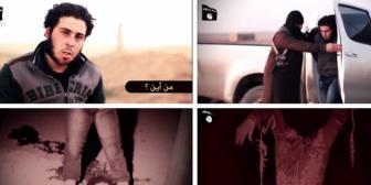 El Estado Islámico decapitó a un rebelde sirio que trabajaba como espía para Jordania