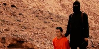 ISIS decapitó al periodista japonés Kenji Goto