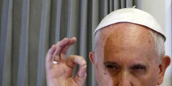 """Con el pan """"no se juega"""", recuerda el Papa a los agricultores"""